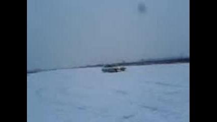 Peugeot Snow Drift - Московец 04.01.2009г.