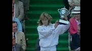 Тенис легенда : Щефи Граф