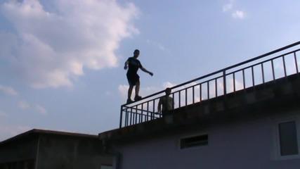 Стоян - Стара Загора - Demo 2011 ( Parkour & Freerunning )