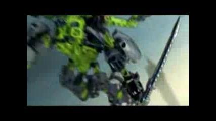 Bionicle Phantoka Toy Commercial