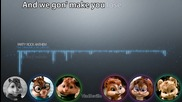 The Chipmunks The Chipettes - Party Rock Anthem (with lyrics) - uget