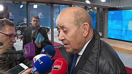 Belgium: Libya's ceasefire must turn into permanent truce - Maas