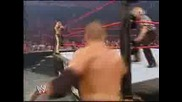Wwe - Thrish I Lita Vs. Chris Jericho