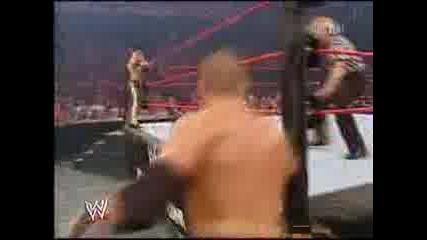 Wwe - Thrish I Lita Vs. Chris Jericho