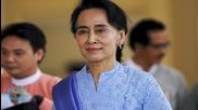 Suu Kyi Says Boycott of Myanmar Election an Option
