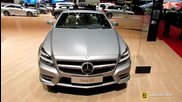 2014 Mercedes-benz Cls-class Cls350 Cdi Shooting Brake - Exterior and Interior Walkaround