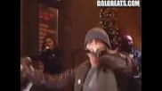 Lil Wayne & Eminem no Love ( Live)