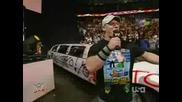 Wwe Raw 070708 Cena Amp Cryme Tyme Destroy