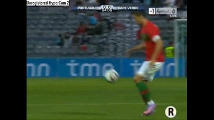 New Cristiano Ronaldo Waka Waka 2010