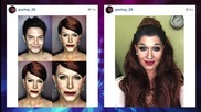 Male Makeup Artists Transforms Himself Into Kim K, Kylie & Ariana