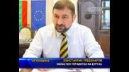 Областният управител толерира религиозната пропаганда на секти