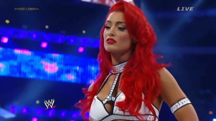 Divas Championship Invitational | Wrestlemania Xxx (incl. Eva Marie)