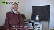 Check Out This Bosnian Grandmother's Eyeball Licking Business