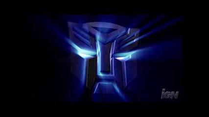 Transformers The Game Трейлър