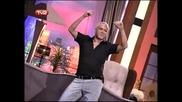 Завръщането на Петра - Sos - Шоуто на Азис - 15.06.2009