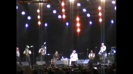 Goran Bregovic - Be that man (LIVE) - (Tbilisi)