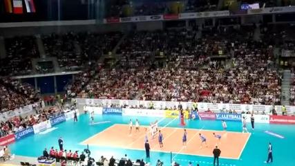 Бой по сърбетата България - Сърбия 3:0