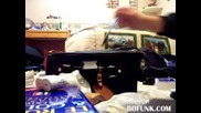 Сладко Коте + Куфар = Много Смях