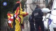 Remi Gaillard - Бъзици с полицията ..