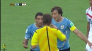 World Cup 2014 - Uruguay vs Costa Rica 1-3