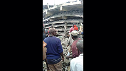 Kenya: At least 3 dead, dozens feared trapped as 6-storey building collapses in Nairobi