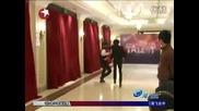 Китай Търси Талант-невероятно 12 годишно момче пее,като ангел