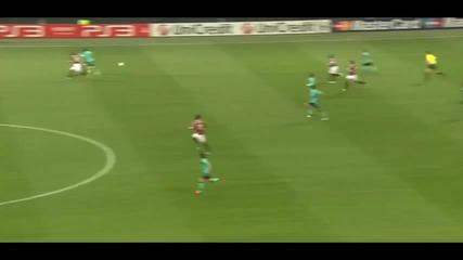 Lionel Messi vs Ac Milan (a) 11-12
