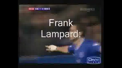 Lampard - Cant be touched