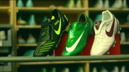 Inside the Nikeid Bootroom