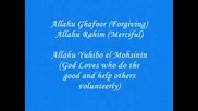 Give Thanks To Allah - By M.jackson Alsunn