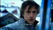 Top Gear - Ричард Хамънд се опитва да говори френски - смях Xd