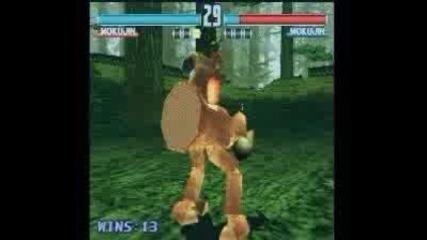 Tekken 3 - Mokujin`s Movie
