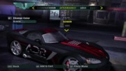 Nfs- Carbon - Dodge Viper tuning and drift test - 1080p
