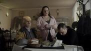Спас и Йордан спят в кръчмата след шкембето и после блъскат по масата