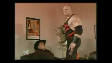 Вве Kane Sets Jr On Fire