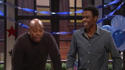 Dave Chappelle Election Night - Snl