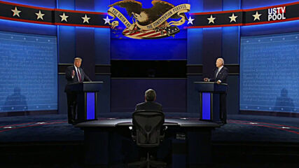 USA: Biden calls Trump 'clown' and 'worst' US president amid economy debate