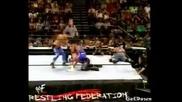 Raven & Justin Credible vs. Kaientai - Wwf Heat 29.07.2001