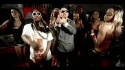 Pitbull feat. Lil Jon - The Anthem # Официално видео #
