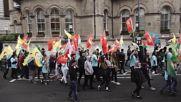 UK: Hundreds demand freedom for Abdullah Ocalan at London march