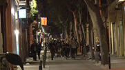 Spain: Crowds take to Barcelona streets after state of alarm ends