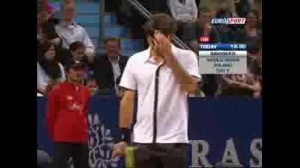 Federer - Nalbandian - Basel 2008 Final
