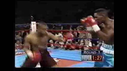 Roy Jones Jr vs Antoine Byrd