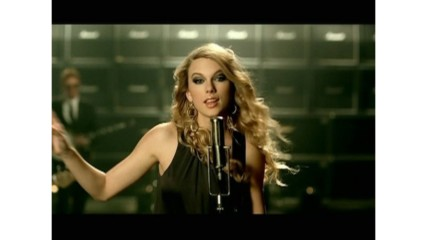 Taylor Swift - Picture To Burn (Оfficial video)