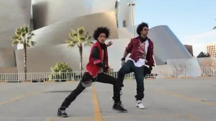 Много добри танцьори Les Twins