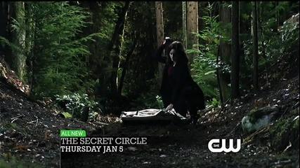 Тайният кръг 1x10 - Мрак Промо