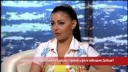 Фолк певицата Дебора за това дали е гадже на бизнесмена Христо Сираков - Часът на Милен Цветков