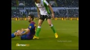 11.03.12 Расинг Сантандер - Барселона 0:2