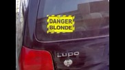 Danger Blonde