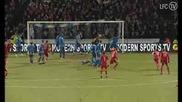 Liverpool vs. Portsmouth - Aurelio